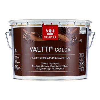 Tikkurila Valtti Color / Тиккурила Валтти Колор лессирующий антисептик для дерева