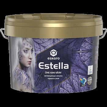 Estella / Эстелла интерьерная краска одного слоя