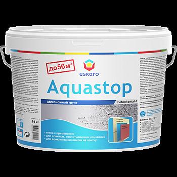 Aquastop Betonkontakt / Аквастоп Бетонконтакт адгезионный грунт для сложных, невпитывающих оснований