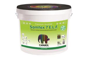 Caparol Samtex 7 ELF / Капарол Самтекс 7 шелковисто матовая краска для стен и потолков