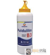 B3 Niiskuskindel Puiduliim / В3 Влагостойкий клей для древесины