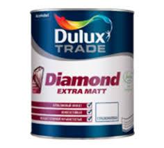 Dulux Diamond Extra Matt / Дулюкс Даймонд Экстра Мат глубоко матовая краска износостойкая для стен и потолков