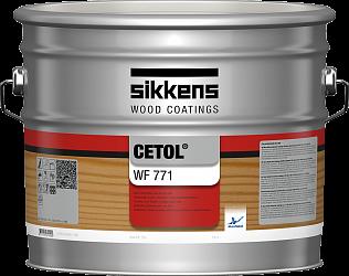 Покрытие 3 в 1 Sikkens Cetol WF 771 (лессирующее) / полупрозрачная колеруемая пропитка